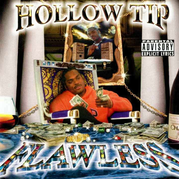 Hollow Tip - Flawless 2xLP (Back In Stock)