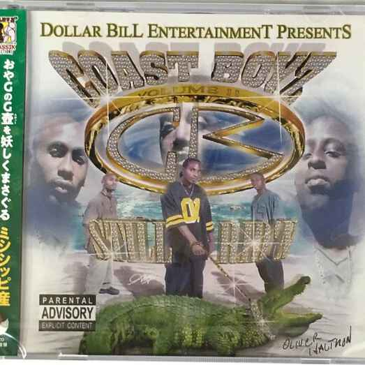Coast Boyz - Volume II: Still Rid'n 2xCD (JPN IMPORT)