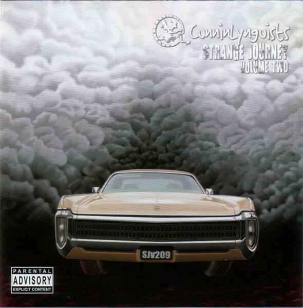 CunninLynguists – Strange Journey Volume Two CD