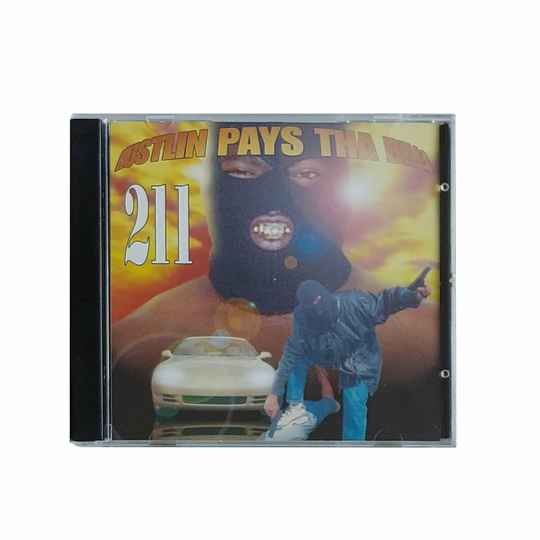 211 - Hustlin Pays Tha Bills CD