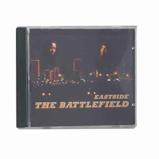 Eastside - The Battlefield CD (Black Cover)