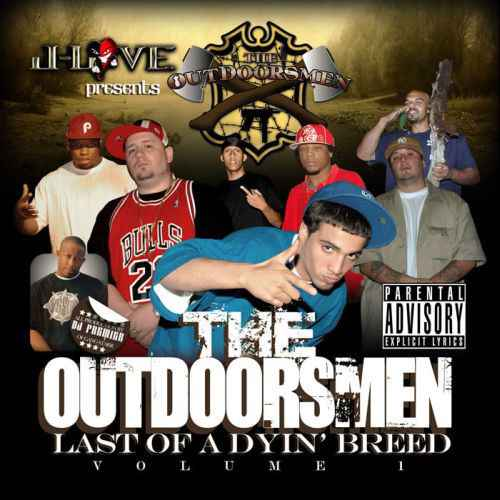 J-Love Presents The Outdoorsmen – Last Of A Dyin' Breed Vol.1  CD