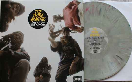 The Tribe Akashic – Only You Can Save Yourself LP