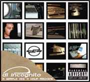 DL Incognito – A Sample And A Drum Machine CD