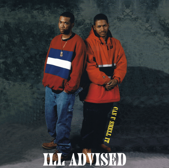 HHE040-CD / Ill Advised - Can U Smell It
