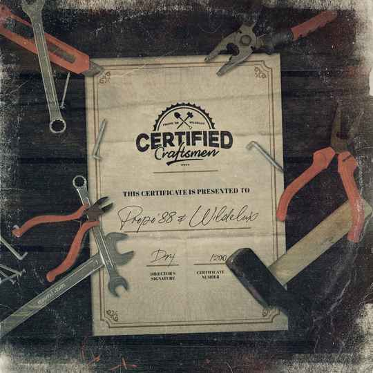 Propo'88 & Wildelux are Certified Craftsmen CD