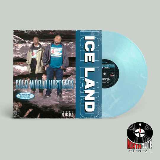 Cold World Hustlers - Iceland 2xLP