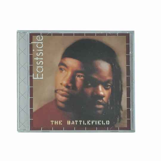 Eastside - The Battlefield CD (Brown Cover)