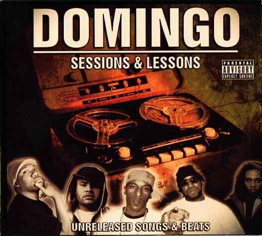 Domingo – Sessions & Lessons CD