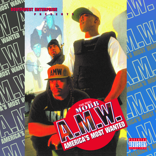 SWE005-CD / A.M.W. - The Real Mobb