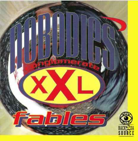 The Nobodies – Fables CD