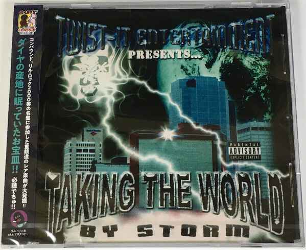 Various – Taking The World By Storm (JPN IMPORT) CD
