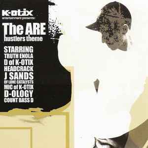 The ARE – Hustlers Theme CD