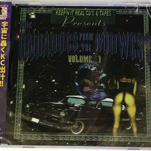 The Undadogs From The Midwest – Volume 1 CD (JPN IMPORT)