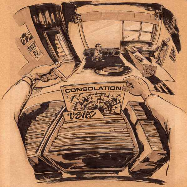 Veks – Consolation CD
