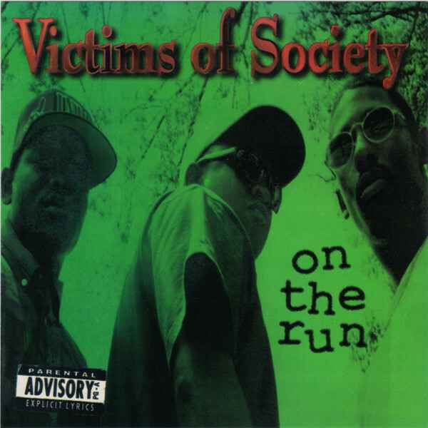 VICTIMS OF SOCIETY - ON THE RUN CD (PRE-ORDER)