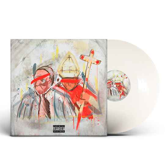Al Doe & Spanish Ran – The White Tape LP