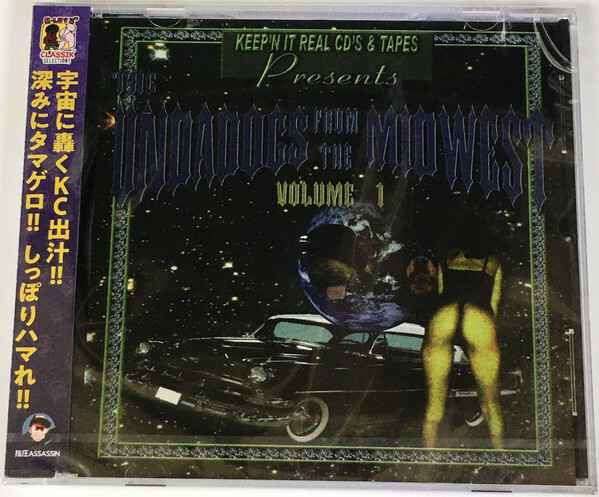 The Undadogs From The Midwest – Volume 1 (JPN IMPORT) CD