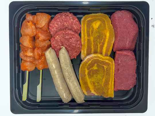 BBQ Schotel 2 pers (11103700)