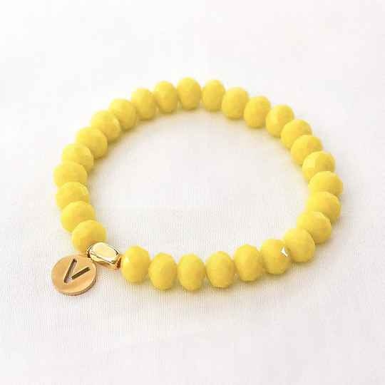 Armband Sunshine Yellow