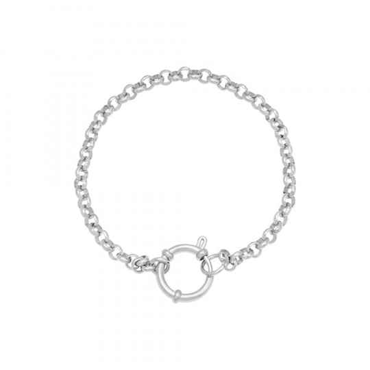 Armband Chain Suze Zilver