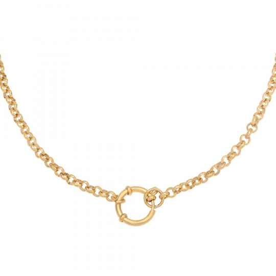 Ketting Chain Suze Goud