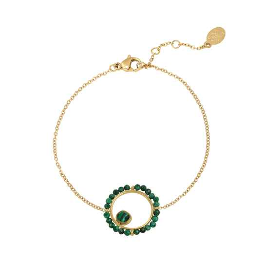 Armband Connected Strass