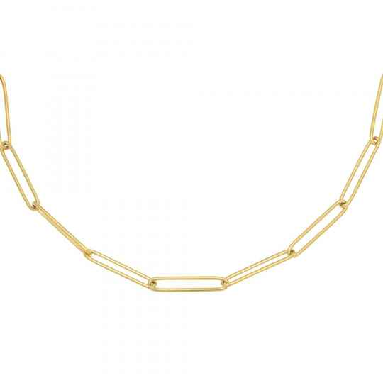 Ketting Only Links Goud