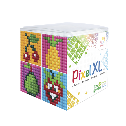 Pixel XL kubus set fruit