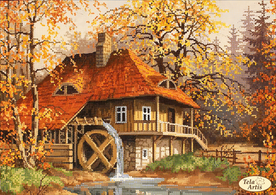 Herfst cottage