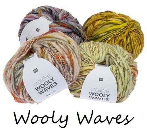 Wooly waves