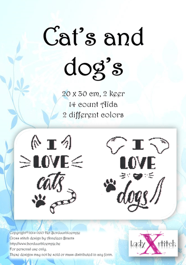 cat's and dog's