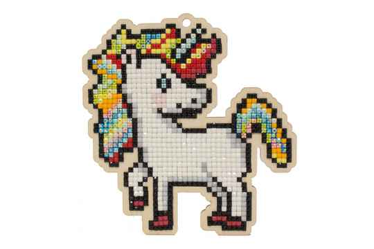 Fancy unicorn