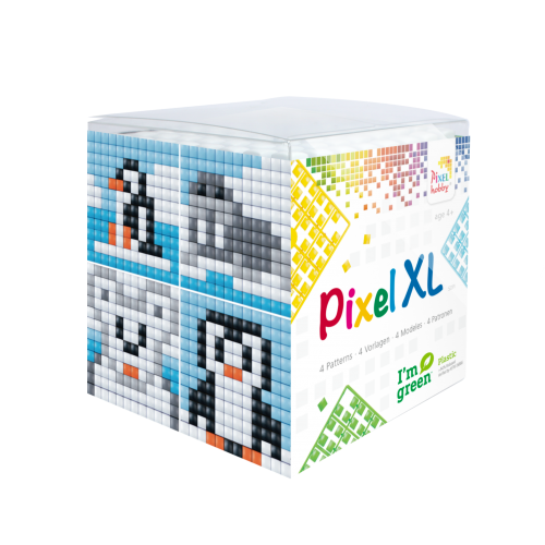 Pixel XL kubus set pooldieren