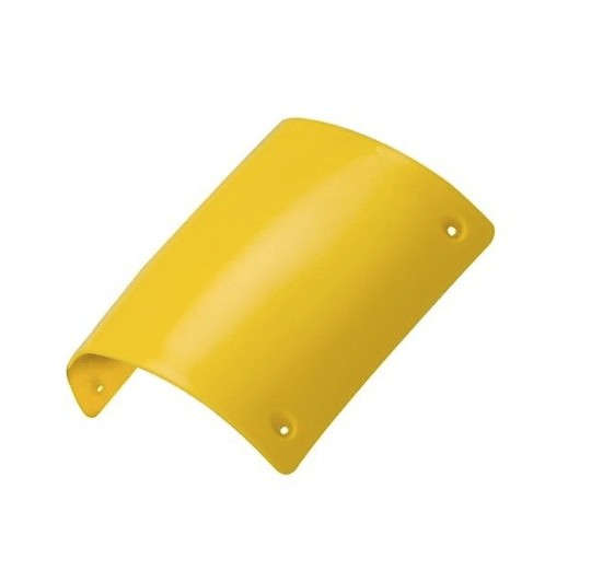 OTK Front Fairing M7 -M8 Yellow Number Plate