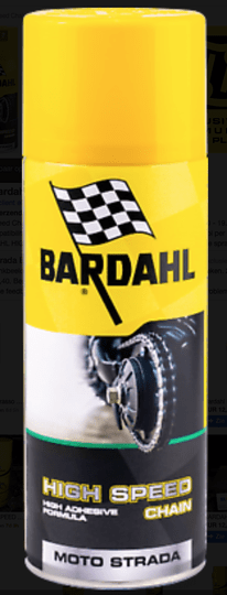 Bardahl High Speed Chain – Kettingvet  ( aanbevolen door DDK )