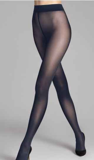 Wolford. PURE 50 TIGHTS ADMIRAL