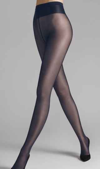 Wolford.NEON 40 TIGHTS ADMIRAL