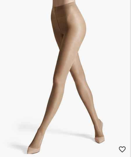 Wolford Satin Touch 20 Panty • Caramel