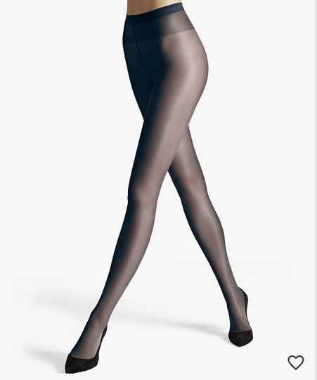 Wolford Satin Touch 20 Tights • Admiral