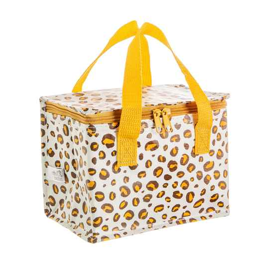 Lunchtasje Collectie Leopard Love Sass & Belle