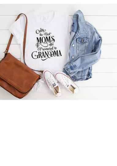T shirt Only the best Moms