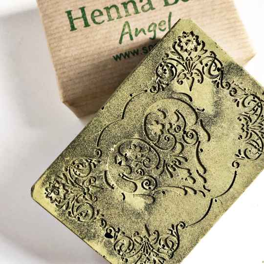 Henna Bar Angel   (goud blond)