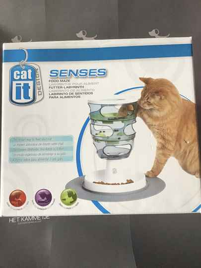 2 Denkspel Cat it Senses kat