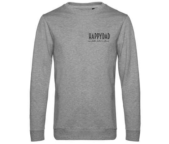 PRE-ORDER Gepersonaliseerde HAPPYDAD Sweater