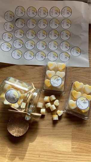 Wax Melts 6 pack Pampering Bliss