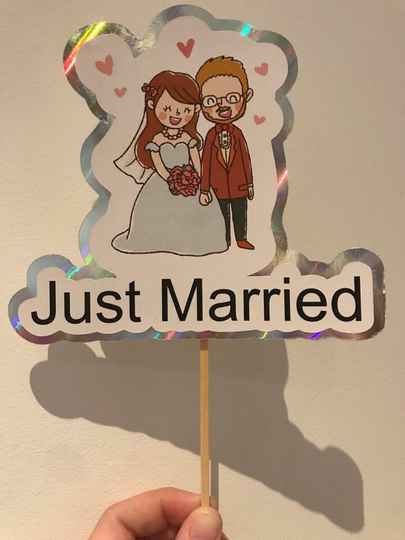 Taarttopper Just Married