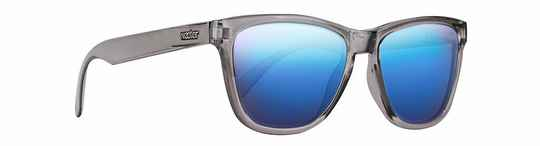 Crux - Grey Frame - Blue Lens