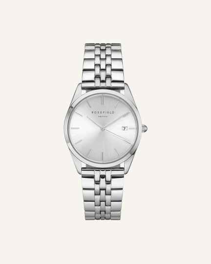 The Ace Silver Sunray Silver 33mm