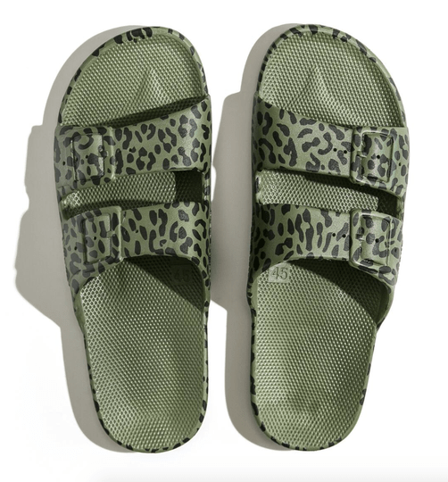 Freedom Moses - LEO CACTUS Slippers Adult